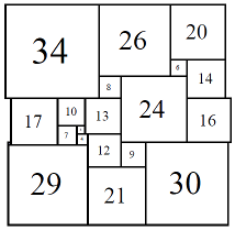 Figure 12; 80x80 Square-Cylinder