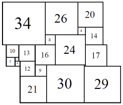 Figure 16; 80x80 Square-Cylinder