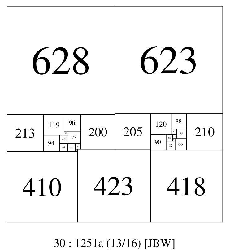 7 element boundary CPSS; 30:1251a (13/16) (JBW)