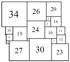 Figure 5; 80x80 Square-Cylinder